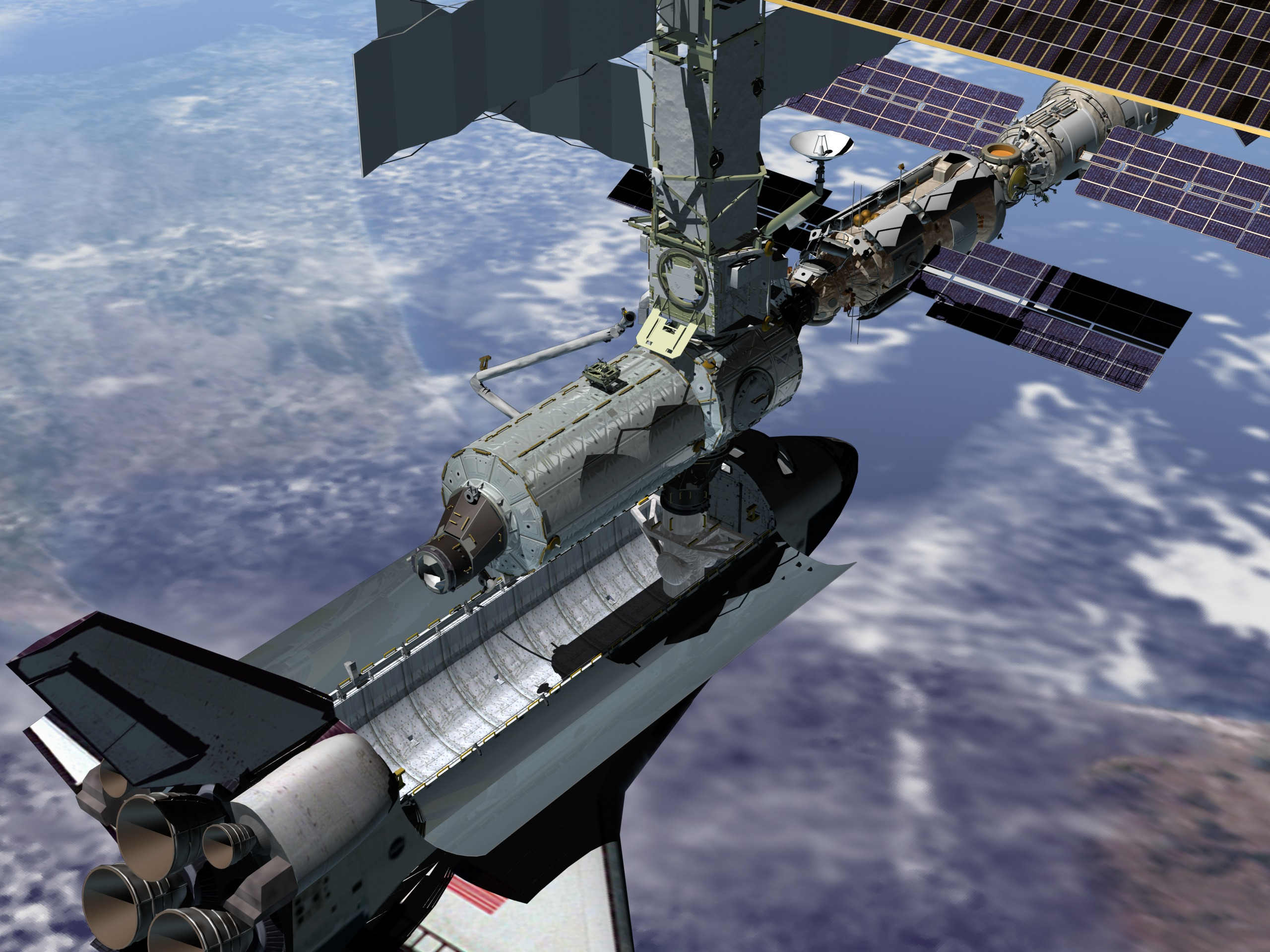 an analysis of the international space station Space software tool to evaluate the overall performance of the electric power system (eps) on the international space station (iss), nasa's glenn research center is using the system power analysis for capability evaluation (space) software program.