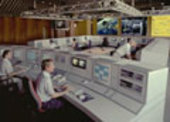 The European Space Operations Centre (ESOC) in Darmstadt