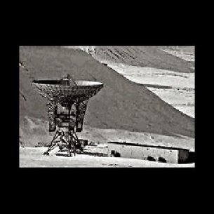 Remote mountain-top EISCAT radar installation