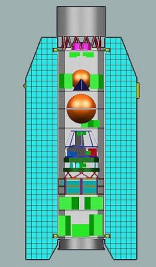 Earth Explorer Core Mission GOCE