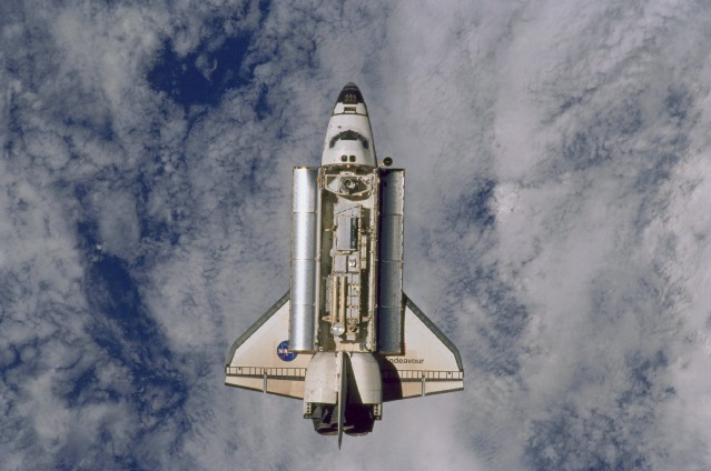images of space shuttle endeavour - photo #49