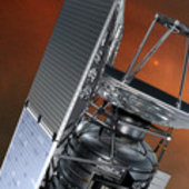 Artist's Impression of the Herschel Spacecraft
