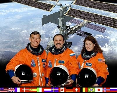 Expedition Two crew