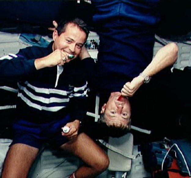 first esa astronaut in space - photo #37