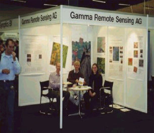 "GAMMA at ""ERS ENVISAT Symposium"" in Gothenburg last October:"