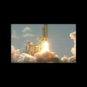 Launch flight STS-100