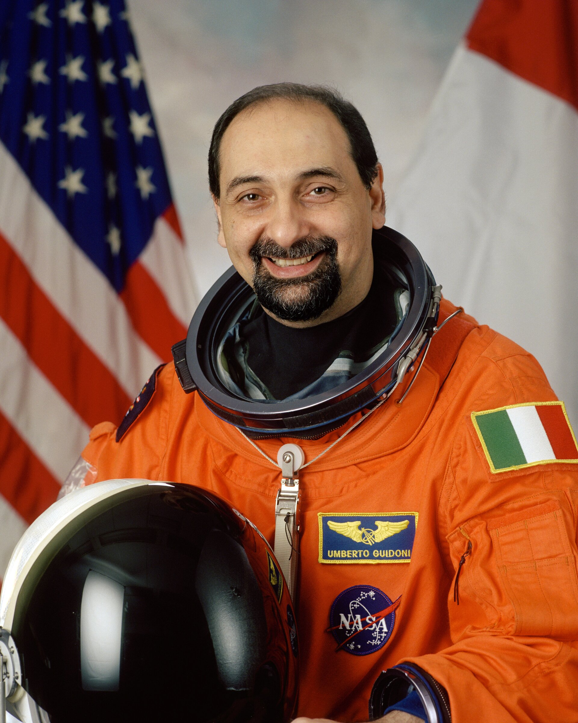 ESA - Biografia di Umberto Guidoni