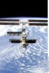 ISS with the new Canadarm2