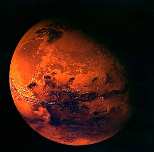 How easily will spacecraft on Mars talk to Earth?
