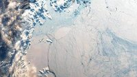 Larsen ice shelf