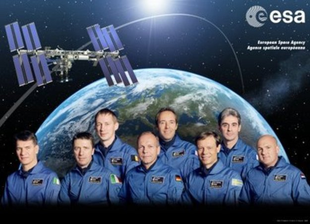 astronaut european space agency - photo #4