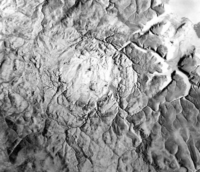 Haughton Crater