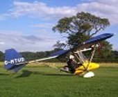 Thruster microlight
