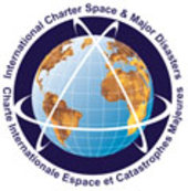 International Charter Space & Major Disasters Logo