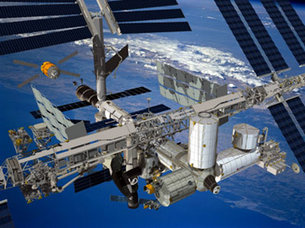 NASA schedules news briefing with ISS Heads of Agency ...