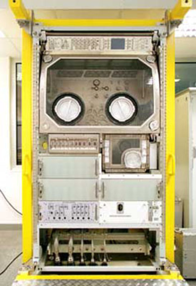 Microgravity Science Glovebox (MSG)