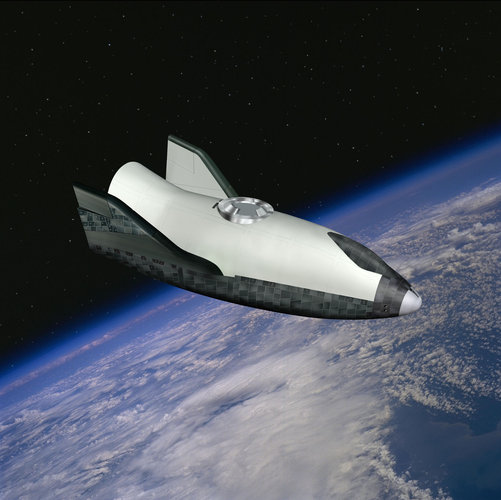 Crew Return Vehicle (CRV) - Artist's impression