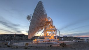 ESA and NASA share tracking station resources under a mutual support cross-servicing agreement.