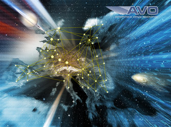 A new European initiative: the Astrophysical Virtual Observatory (AVO)
