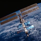 International Space Station 20 August 2001