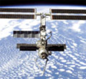 International Space Station April 2001