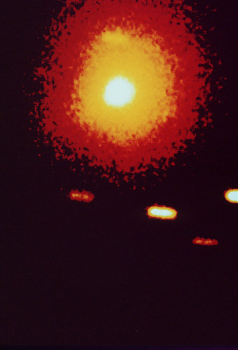 Comet P/Grigg-Skjellerup observed on 24 May 1987