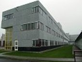 New wing at ESTEC