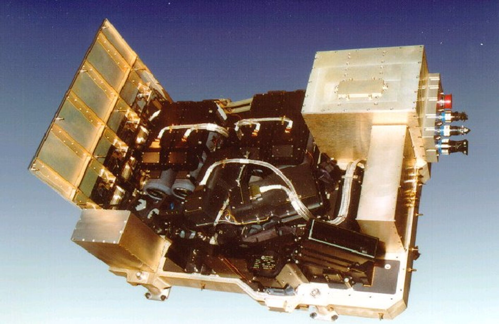 GOME-2 to be carried on MetOp