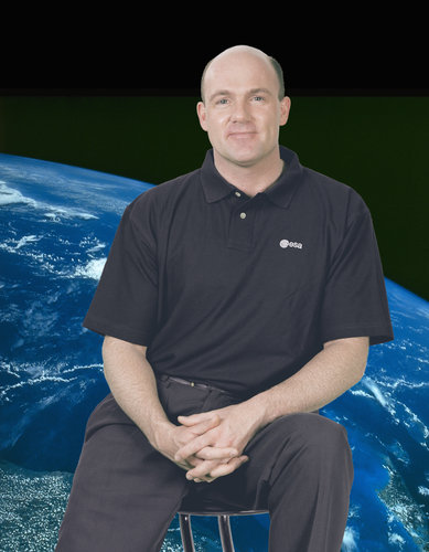 André Kuipers, Astronaut of the European Space Agency (ESA)