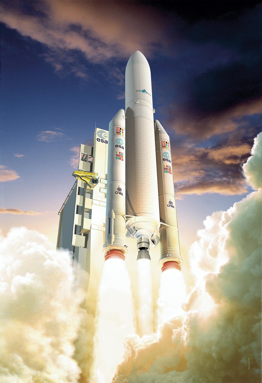 ESA - Space for Kids - European rockets