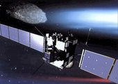 Rosetta approaches Comet Wirtanen
