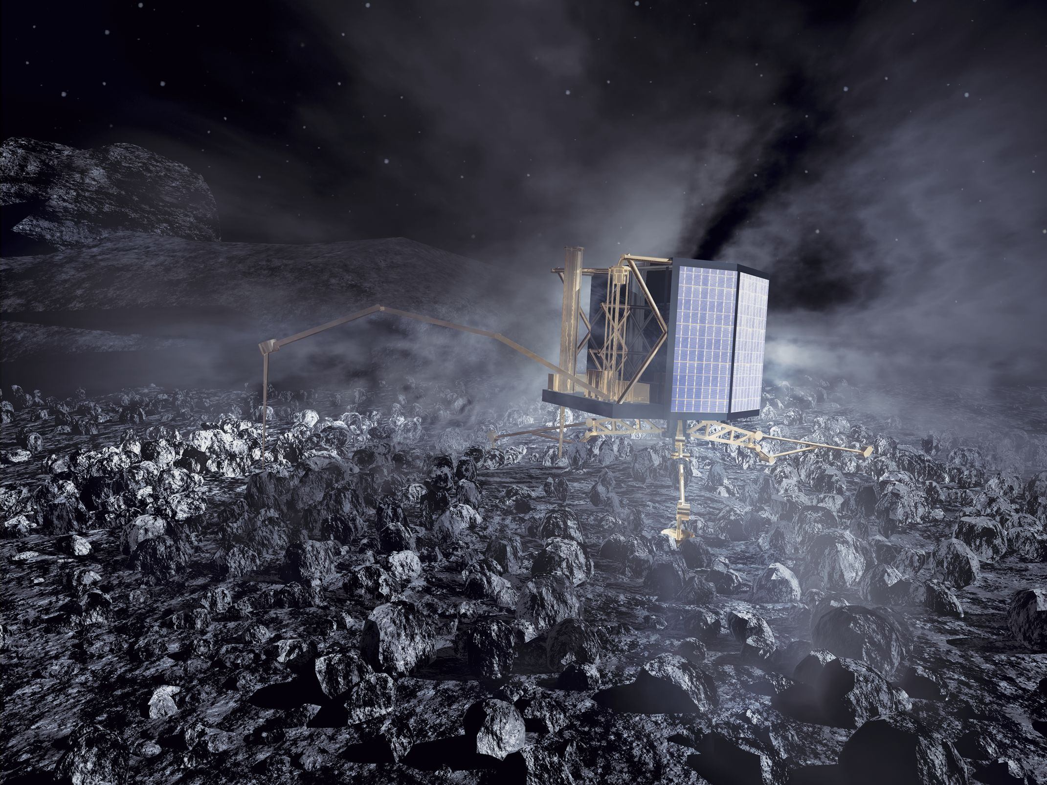 esa and rosetta philae - photo #23