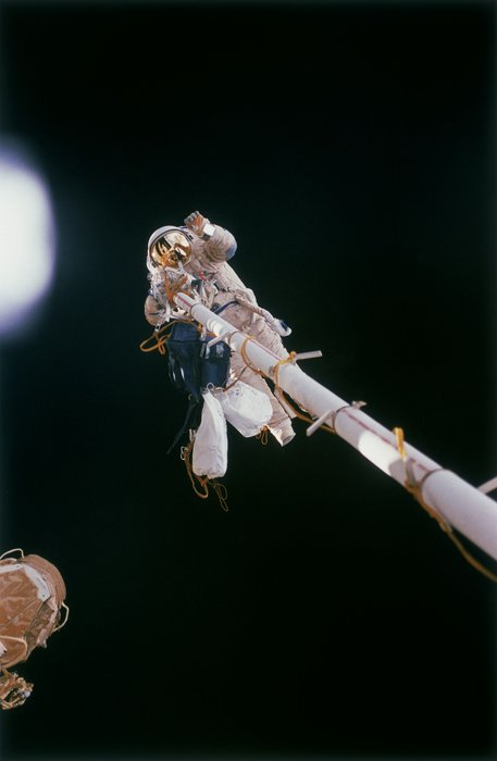 first esa astronaut in space - photo #29