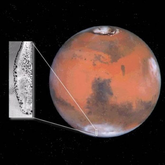 Descoperire istorică a NASA pe Marte! Semne de viață!