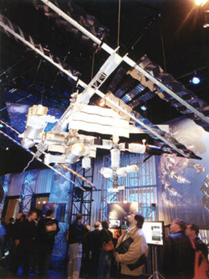 ILA - Space Flight Activity Hall
