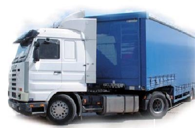 Ariane launcher textile protects lorries