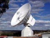 ESA antenna near Perth
