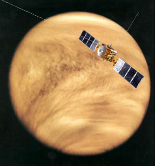 ESA's mission to Venus