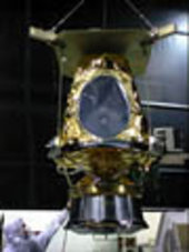 The core instrument on board MSG is called SEVIRI