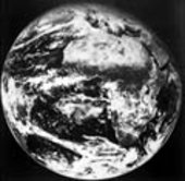 the first Meteosat satellite