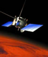The Mars Express spacecraft