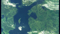 Baltic Sea - MERIS - 22 May 2002