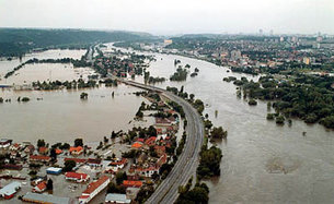 Flooding in the Czech Republic