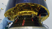 MSG-1 is installed on its payload adapter, the ACU 1666 IN S5B