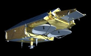 CryoSat satellite design