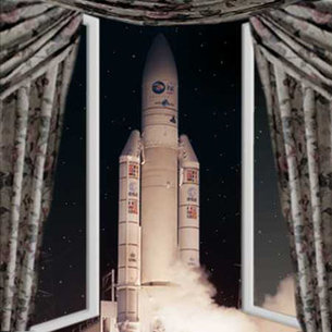 Launch window for Ariane-5