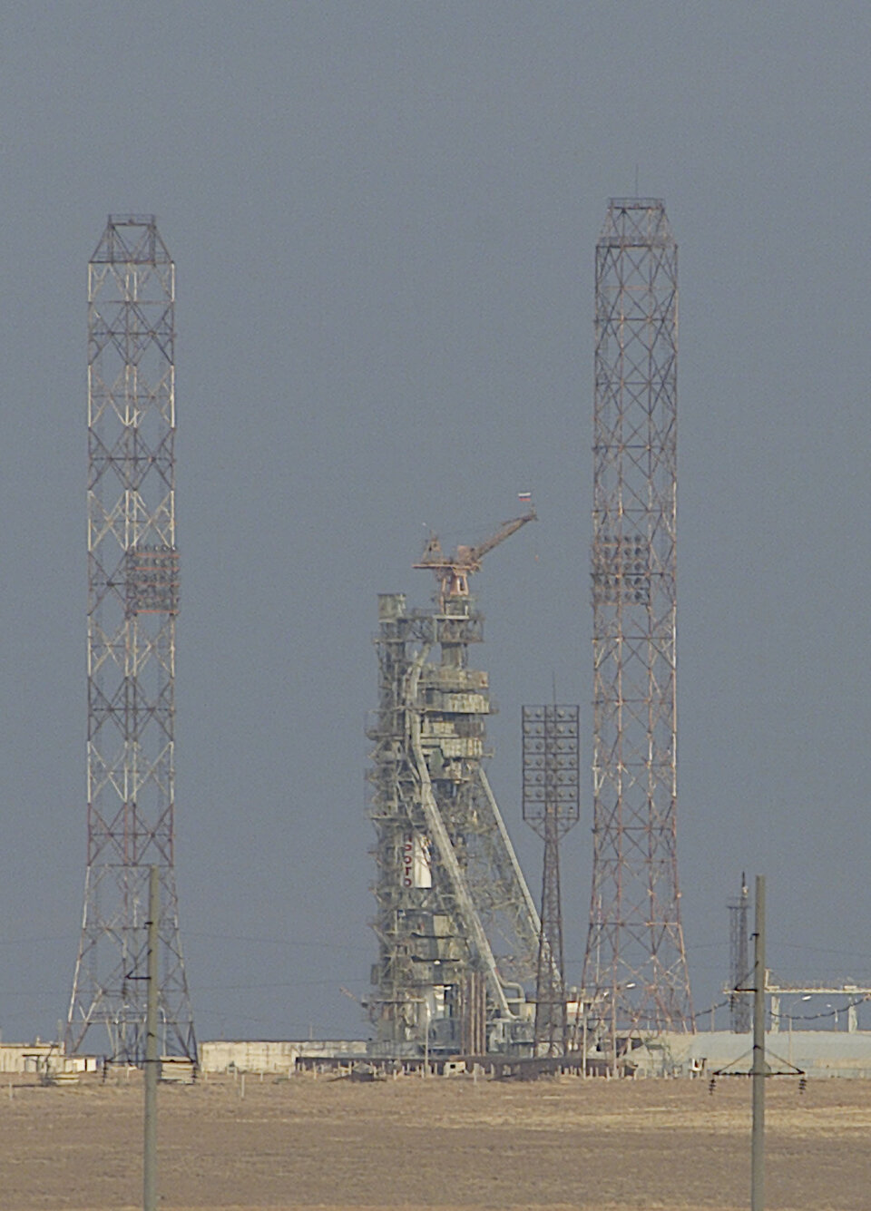 12.10.02  Proton on the launch pad
