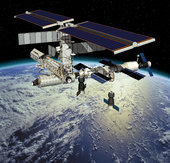 Artist's impression of the International Space Station