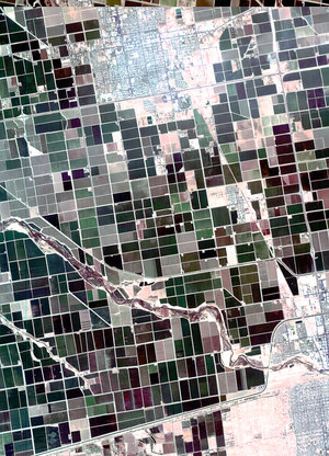 El Centro, California  - CHRIS image - 11 April 2002