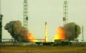 Integral launch